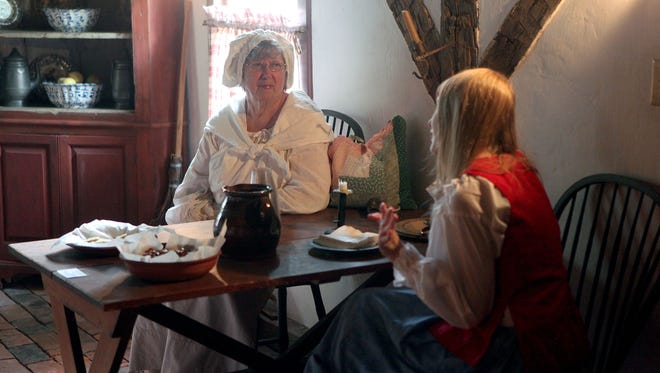 Historic Potter's Tavern in Bridgeton will be open for tours from 1 to 4 p.m. July 4, 10, 17, 24 and 31.