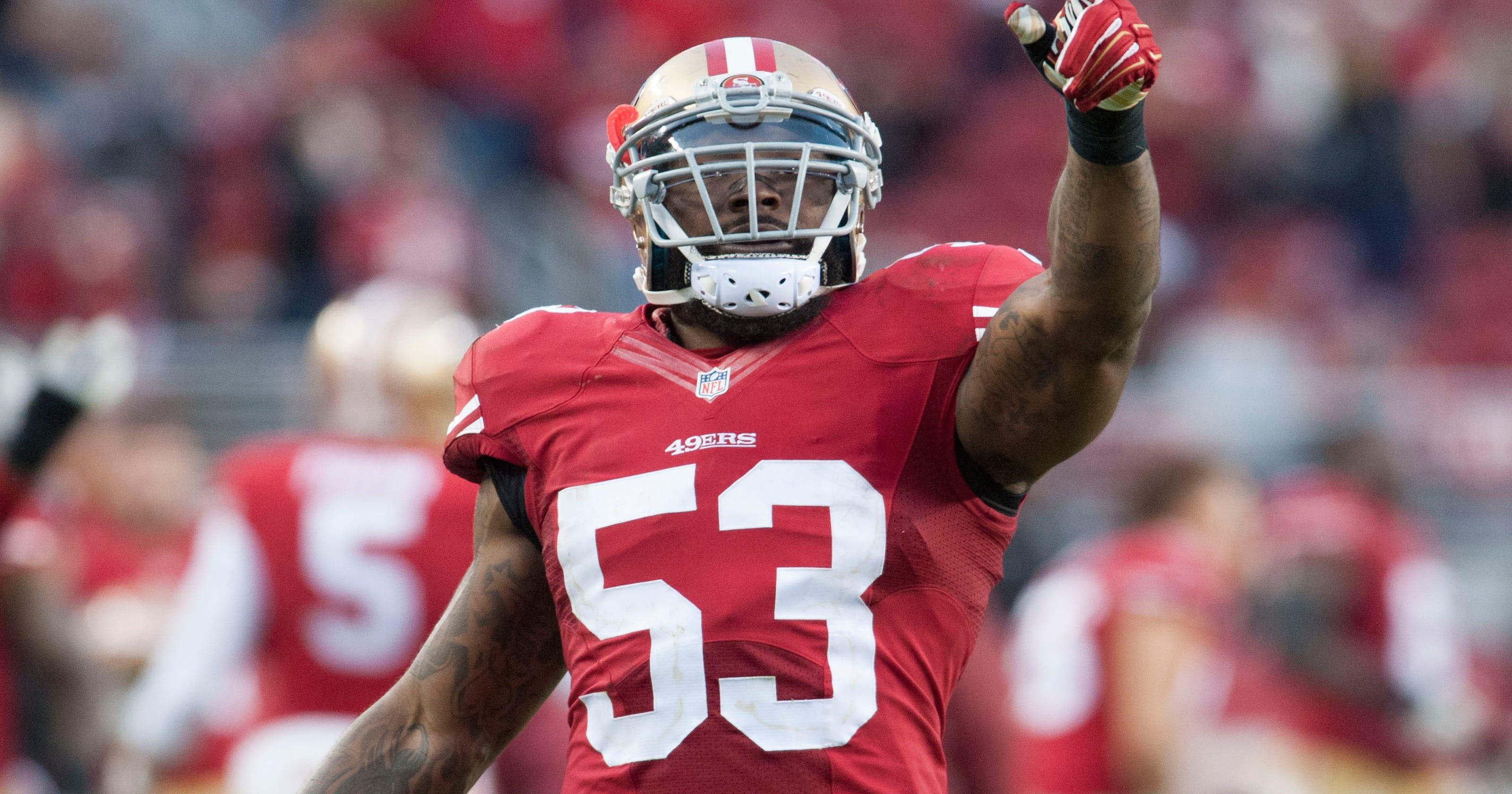 fa7758fd5c8 San Francisco 49ers release veteran linebacker NaVorro Bowman