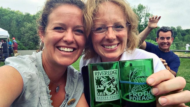 The Frothy Forage Beer Festival benefits the Riveredge Nature Center.