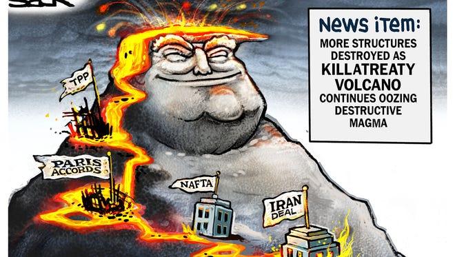 Iran deal eruption