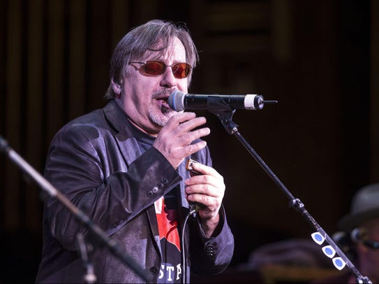 Concert: Southside Johnny & the Asbury Jukes, 8 p.m.
