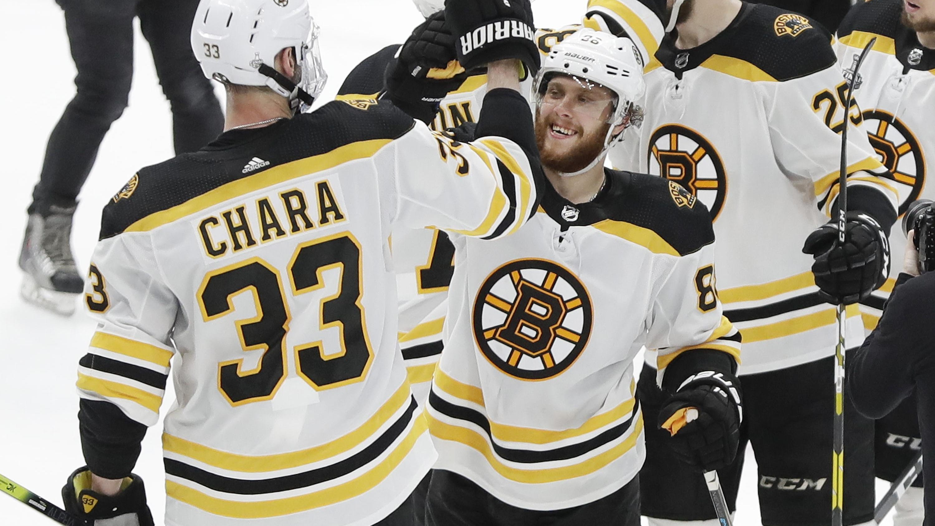 Bruins Force Stanley Cup Game 7 With 5 1 Win Over Blues