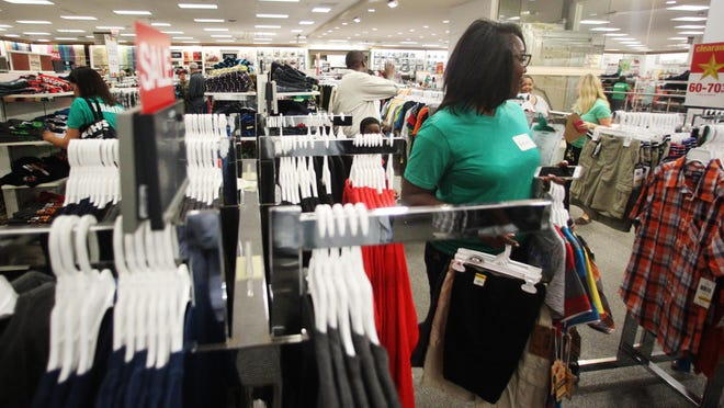 Back-to-school shopping kicks into high gear with the start of the tax free holiday, which this year begins Friday.