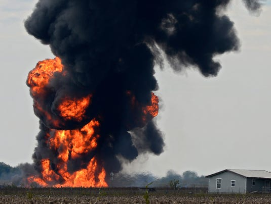 EPA_USA_GAS_LINE_EXPLOSION_MILFORD_TEXAS
