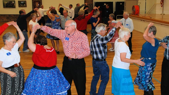 The Capital Twirlers Square Dance Club holds open house on Jan. 23 and Jan. 30.  The classes begin on Feb.  6.