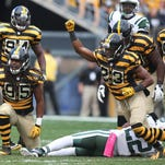 Steelers blow by Jets, 31-13