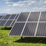 Construction is set to start soon in northern Indiana on the first of four solar energy farms planned by Indiana Michigan Power.