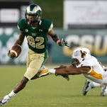 After setting school records with 96 catches for 1,740 yards and 17 touchdowns to earn consensus All-American honors a year ago, CSU receiver Rashard Higgins says he's determined to be even better this year — maybe even the best receiver in the country.