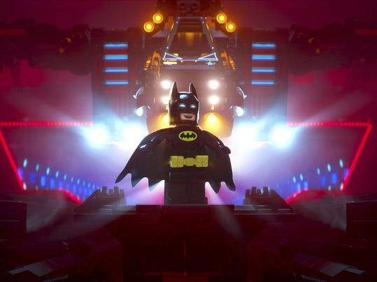 Film Review The Lego Batman Movie
