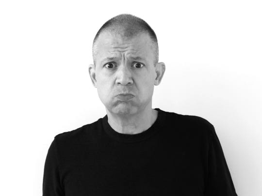 """Jim Norton's """"Mouthful of Shame"""" tour stops in Wilmington Friday."""