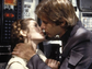 The relationship between Princess Leia (Carrie Fisher)