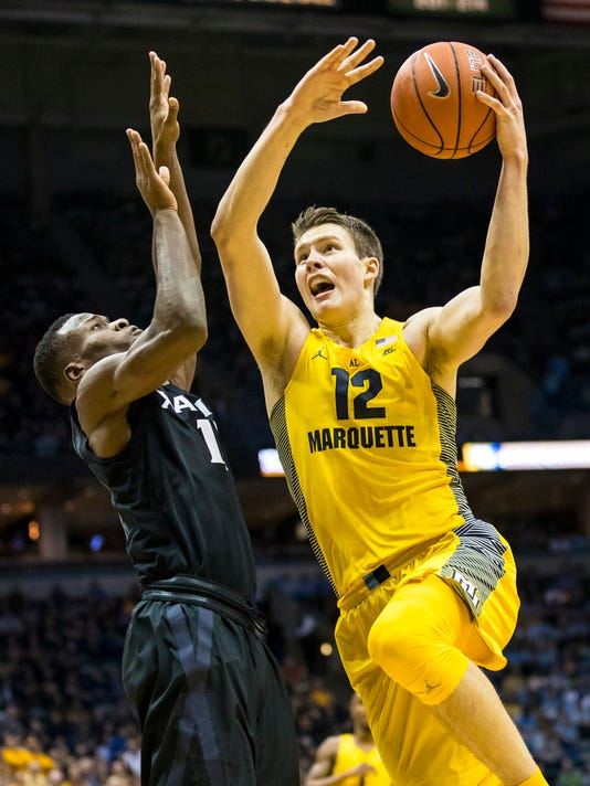 NCAA Basketball: Xavier at Marquette