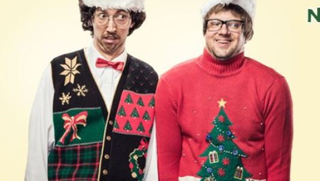 It's National Ugly Christmas Sweater Day: Are you wearing one?