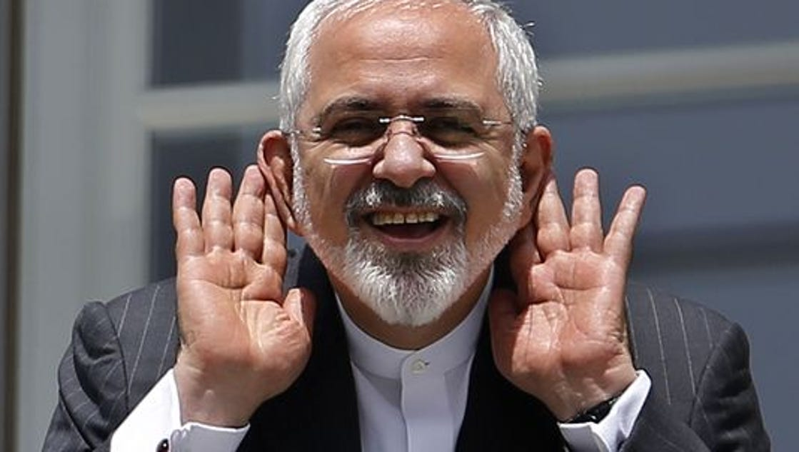 Miserable conseq...R We Giving Money To Iran