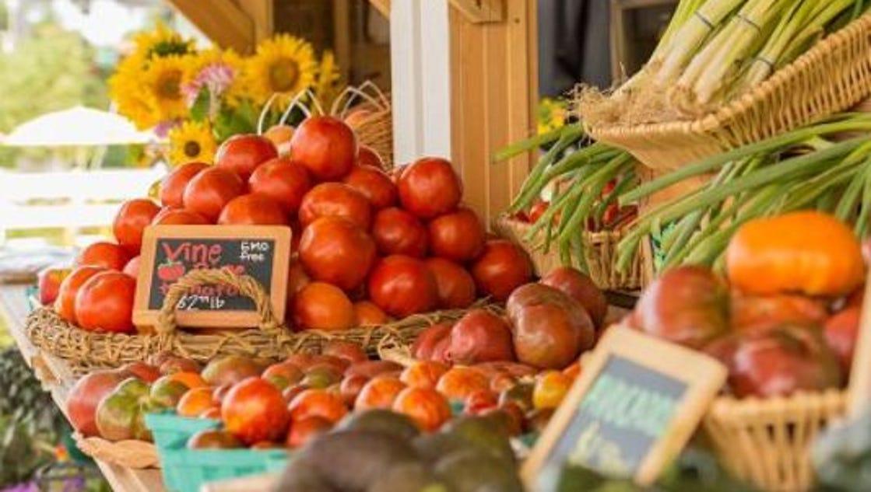 Fall Benton Farmers' Market launches Sunday