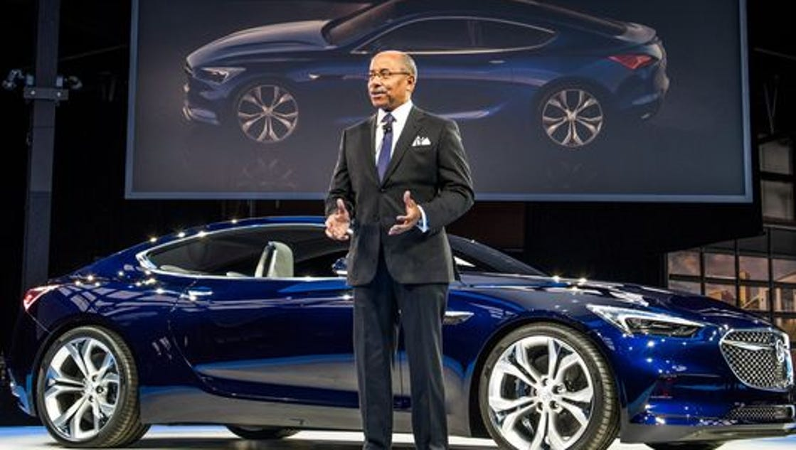 General motors design pioneer ed welburn retires for General motors retirement benefits