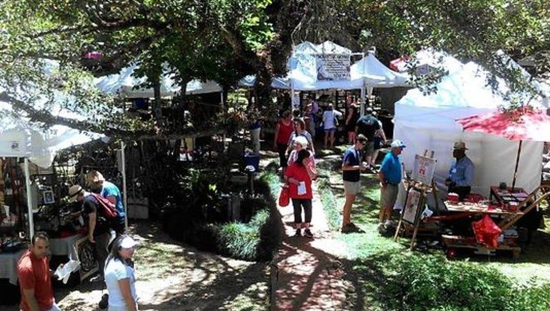 Melrose Plantation Arts And Crafts Festival