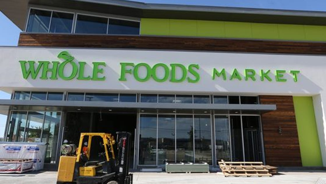 Whole Foods Business Account