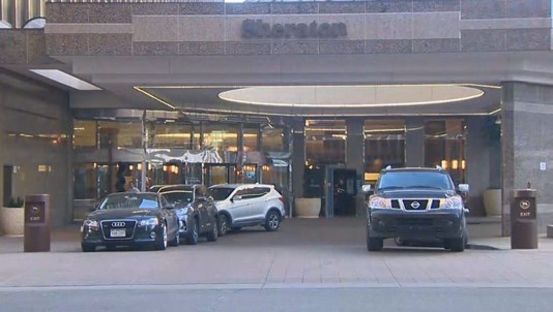 Pipe Bombs Found In Denver Hotel Room