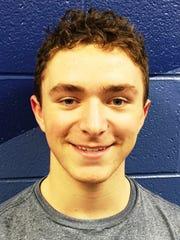 Junior forward Mitch Morris had a goal in Catholic