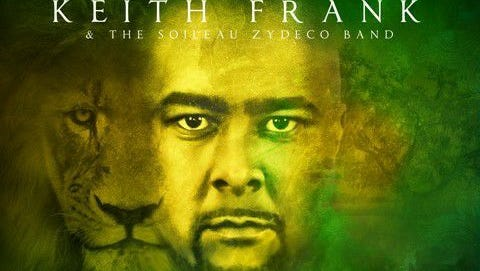 """""""Return of the King"""" is the new album from Keith Frank and the Soileau Zydeco Band."""