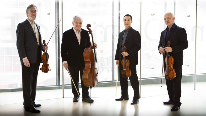 The El Paso Pro-Musica 2015-16 season continues this weekend with a pair of concerts by the acclaimed Juilliard String Quartet.