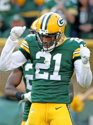 Green Bay Packers safety Ha Ha Clinton-Dix.