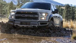 Ford reveals horsepower for new F150 Raptor performance