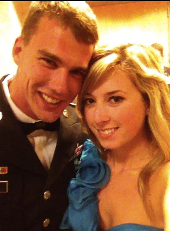 Dating while married in the military