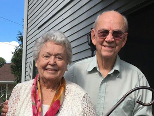 Anniversaries: Loyal Dean & Arlene Dean