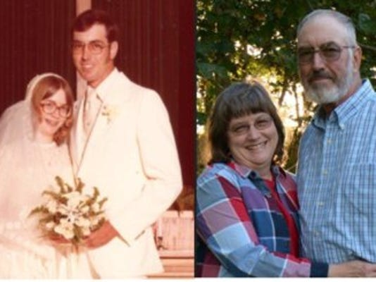 Anniversaries: Phil Price & Stefanie Price