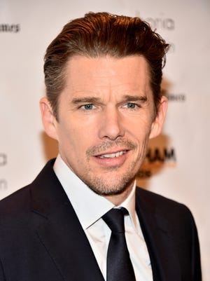 Ethan Hawke attends IFP's 24th Gotham Independent Film Awards at Cipriani, Wall Street on December 1, 2014 in New York City.