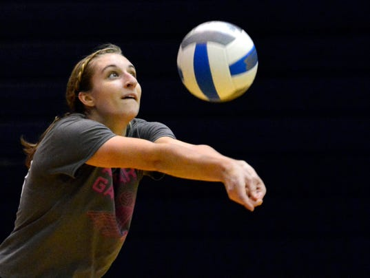 YAIAA Girl's Volleyball All-Star Match