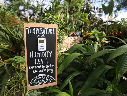 Des Moines Botanical Garden wants city to help pay for new HVAC system