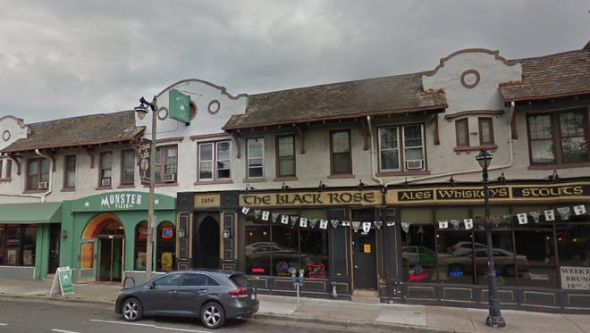 A building which housed Black Rose Irish Pub, on Milwaukee's east side, has been sold.