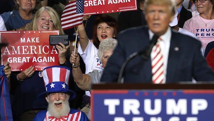 MAKE AMERICA SAFE AGAIN T-SHIRT 2016 Anti Trump Protest USA Deplorables