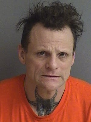 Michael Lindgren, 43, of Peterson, was arrested in Warren County Jan. 24 after leading deputies on a high-speed chase. The car he allegedly stole was being tracked by OnStar.