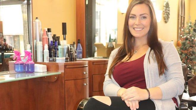 Mackenzie Schram joined Hair Company in September.