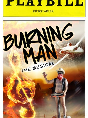 Burning Man: The Musical is an idea of Matt Werner, a five-year employee of Google who lives in New York.