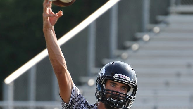 North Buncombe's Chase Parker