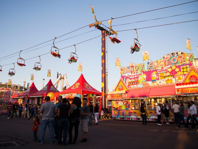 Arizona State Fair 2014 Deal Guide Rides Food And More