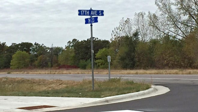 17th Avenue South in Waite Park will connect to Stearns County Road 137 to the south.
