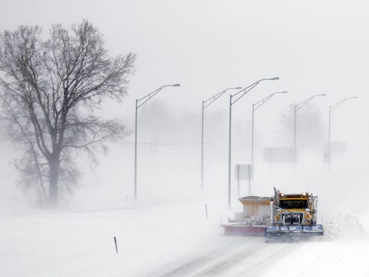 Winter Storm Nebraska