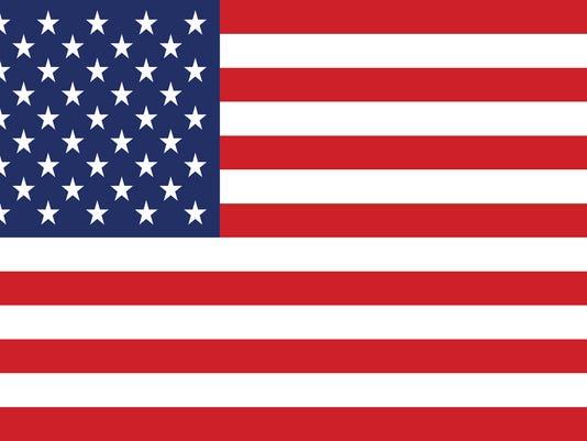 Webkey - American flag