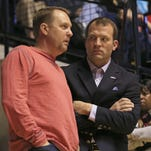 Ross Bjork, Jeff Vitter explain what's next for Ole Miss after Freeze resignation