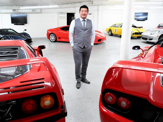 David Lee has cash and cachet, but he can't buy the LaFerrari Aperta