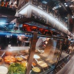"""Fast food giant McDonald's is offering a glimpse of what the future of the brand may look like with the opening of  """"McDonald's Next"""" in Hong Kong."""