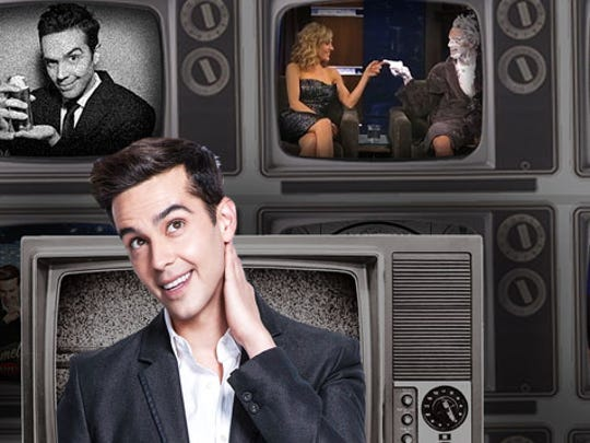 Michael Carbonaro will perform live at 9 p.m. July 8 in the Grand Sierra Resort's Grand Theatre.