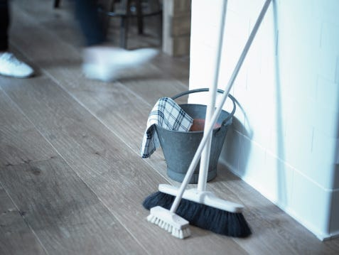 Spring is in the air...and so is all the dust, dander, and debris. Here are some time saving tips.