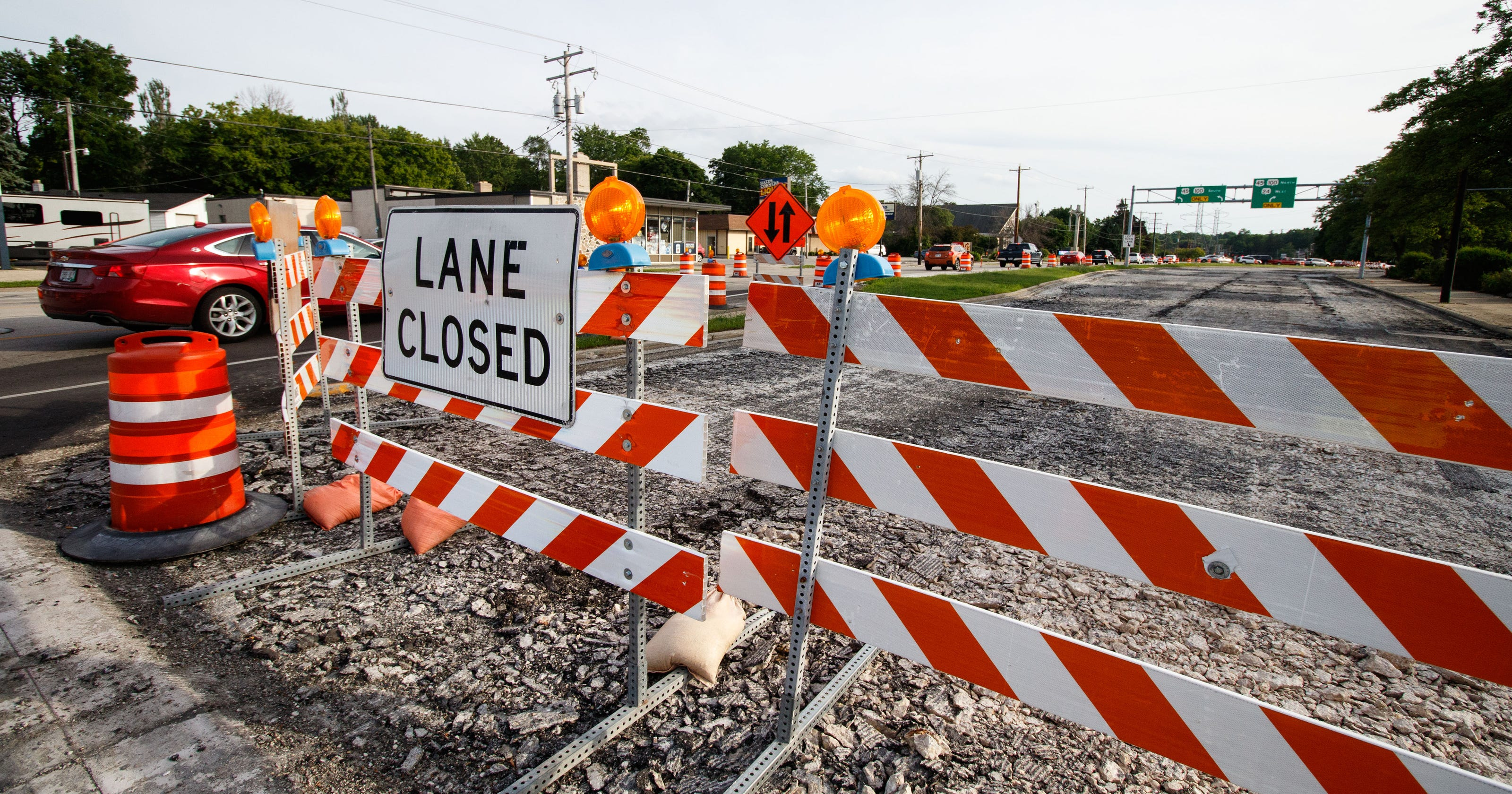 Forest Home, Janesville could be closed at Highway 100